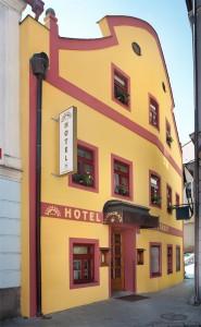 Hotel U Solné brány - SEO školení